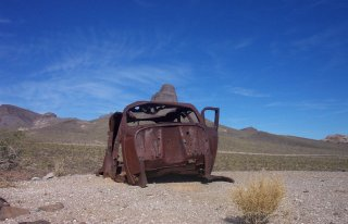 GHOSTS OF ROUTE 66