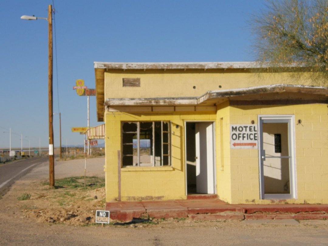 THE OTHER ROUTE 66