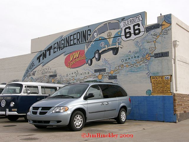 RADIATOR SPRINGS, BOB WALDMIRE, AND THE LEGEND OF ROUTE 66