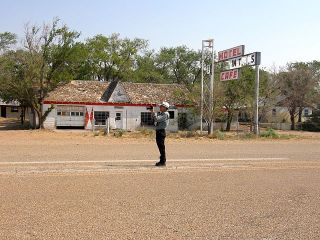 ROUTE 66 – WHERE THE PAST AND FUTURE COLLIDE
