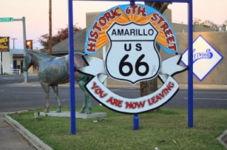 THE TRANSFORMATION OF ROUTE 66