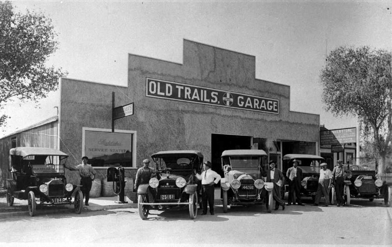 Before It Was Route 66