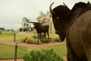 The National Route 66 Museum in Elk City, Oklahoma