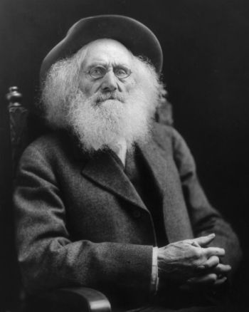 Ezra Meeker circa 1921
