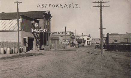 Ash Fork, Arizona Circa 1914