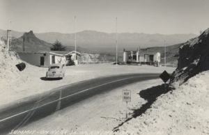 A Desert Oasis, A Gold Rush & A Road Signed With A Double