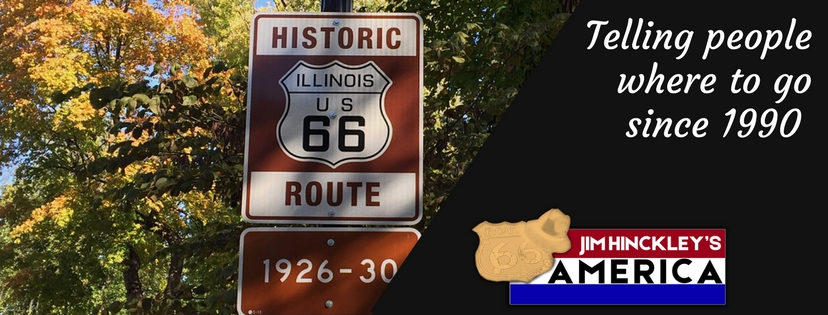 Jim Hinckley's America – Route 66 Chronicles ®