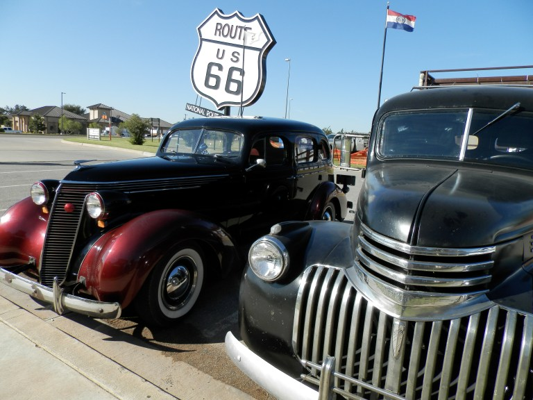 The National Route 66 Museum in Elk City, Oklahoma, a stop on our fall tour.