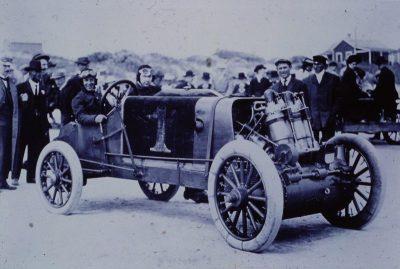 A Christie Racer