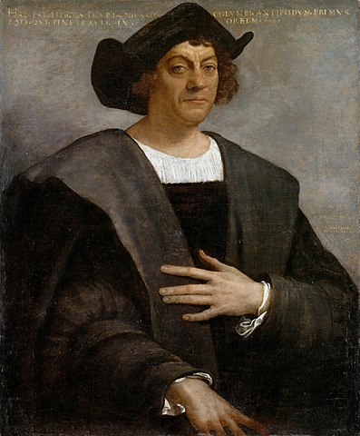 "Columbus Has Syphilis, a sketch in ""honor"" of Columbus Day"