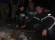 Grilling the Mtsvadi