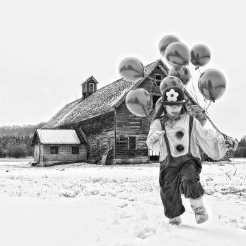 snow clown