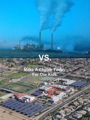 Renewable Energy vs. ?
