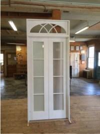 Wood Custom Interior doors  Jim Illingworth Millwork, LLC