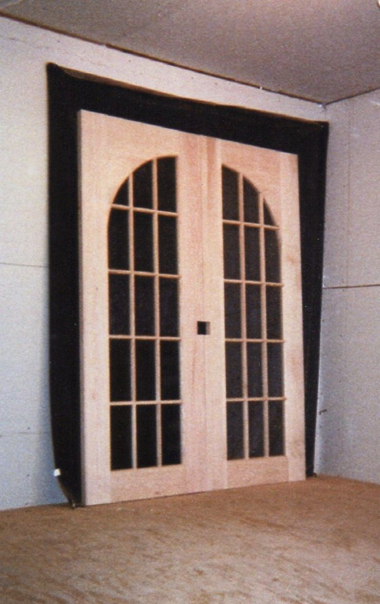 Wood Custom Doors Jim Illingworth Millwork LLC