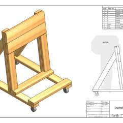 Adirondack Rocking Chair Woodworking Plans Swivel Oversized For Wood Outboard Motor Stand Free Download   Testy39xqi