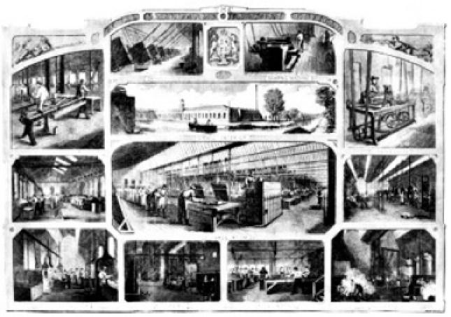 Enfoeld factory