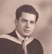 Jim Littlewood 1956