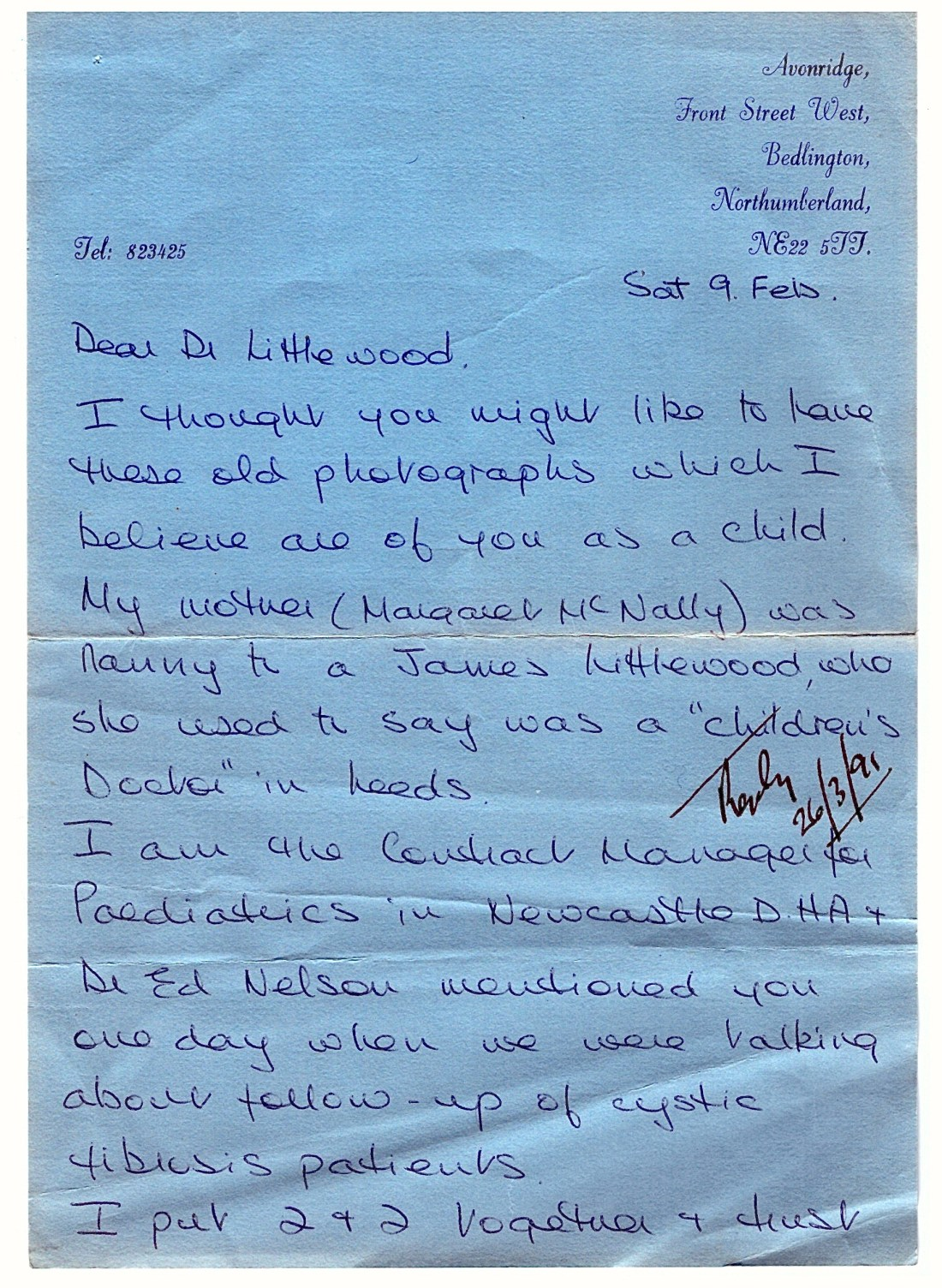McNally letter1