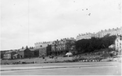 Old filey front