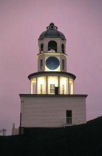 Town_clock_pink_sky_low
