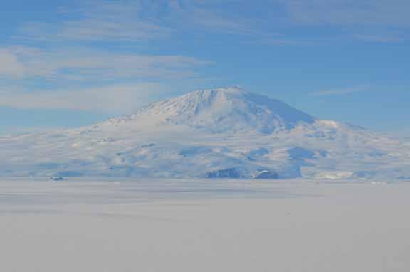 Mount Erebus, Ross Island