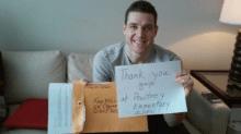 fan letters from a class