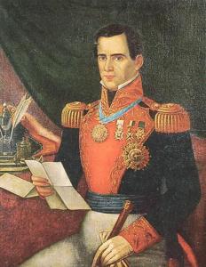 General Santa Anna (Public Domain)