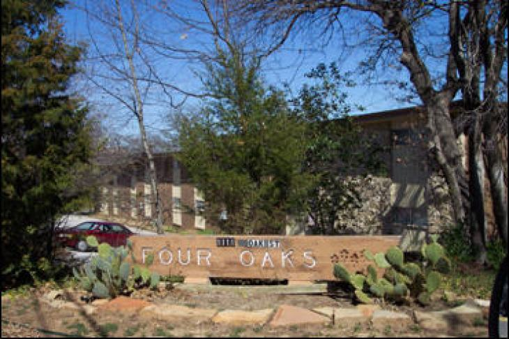 Four Oaks Apt Arlington TX
