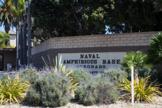 Naval Amphibious Base Coronado