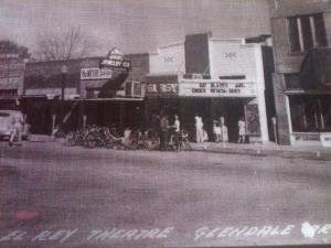 El Rey Theater, Glendale Arizona