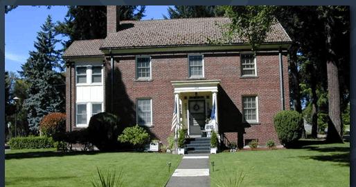Officer Housing Fort Lewis, Washington