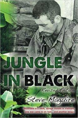 jungle in black