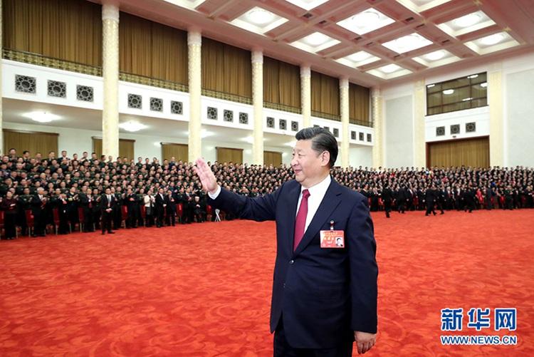 【論説第4回】台頭する中国 第二期習近平政権をどう見るか