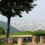 幌見峠からの札幌絶景