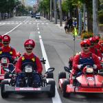 2013.9.23 札幌のマリオ集団♪