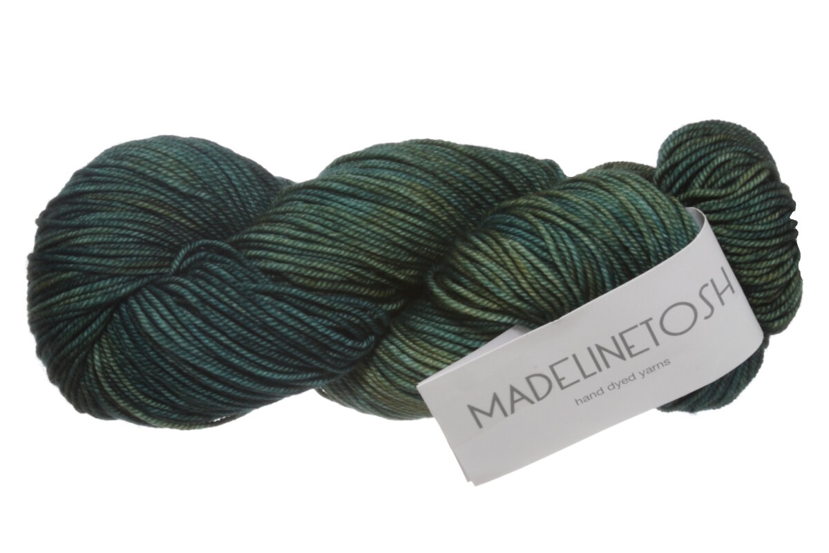 Madelinetosh Tosh Sport Yarn  Jasper (discontinued
