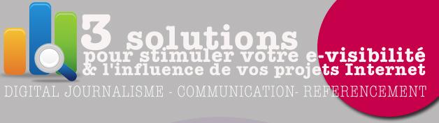 Digital Journalisme, Communication et référencement (SEO)