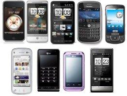 La téléphonie mobile et Internet