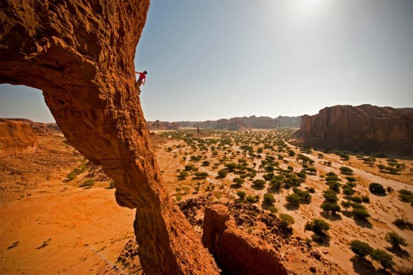 Chad Africa Desert