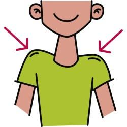 body parts shoulder esl flashcards vocabulary worksheets