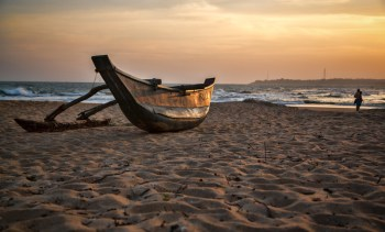 Boat-On-The-Beach