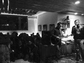 Album release concert of the Jimmy Mustafa Bana at Hotel Gracanica 18 Dec 2015 (6)