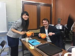 Okinomiyaki class