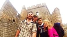 Me, Kyle, Tony, Miranda