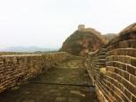 Great Wall of China at Jinshanling