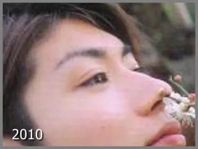 三浦春馬,2010年,二重まぶた