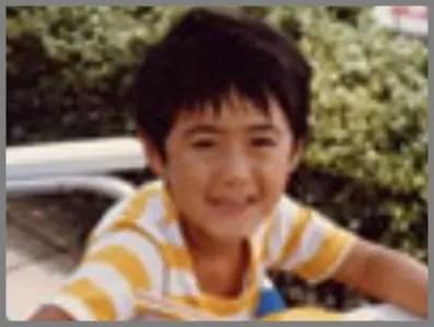 小手伸也,5歳,かわいい