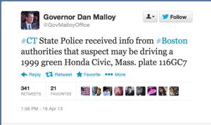 gov. dan malloy