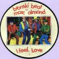 I Feel Love 7 inch Picture Disk - front